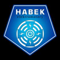 Habek elektromotory