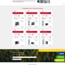 Férové čerpadlo - webové stránky
