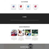 Atelier Nicol - webové stránky