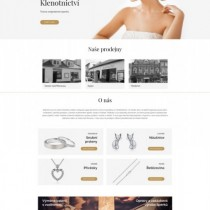 Zlatnictví Aurum - web