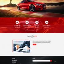 Auta Morava - webové stránky