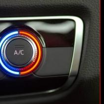 Autopark Kyjov - reklama na klimatizace
