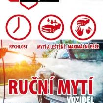 Autopark Kyjov - návrh letáku