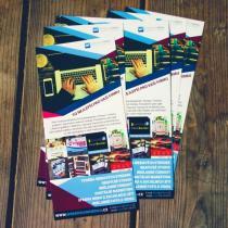 Webdesign Inergo letáky