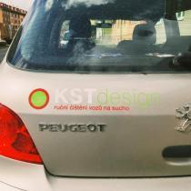 KST design - polep auta