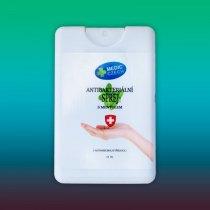Produktová fotografie - antibakteriální sprej