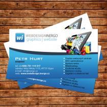 Webdesign Inergo - vizitky
