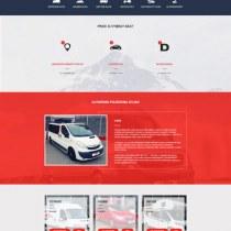 Autopark půjčovna Kyjov - web