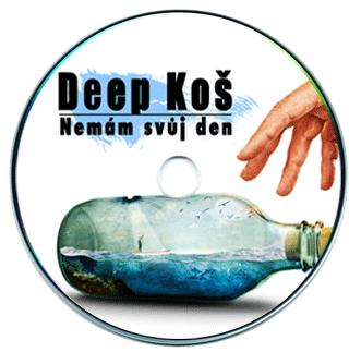 Deep Koš - CD potisk