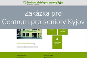 Centrum pro seniory Kyjov