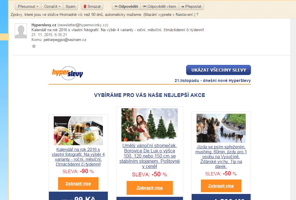 seznam mail