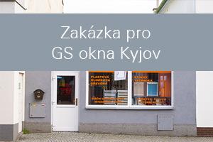 GS okna Kyjov