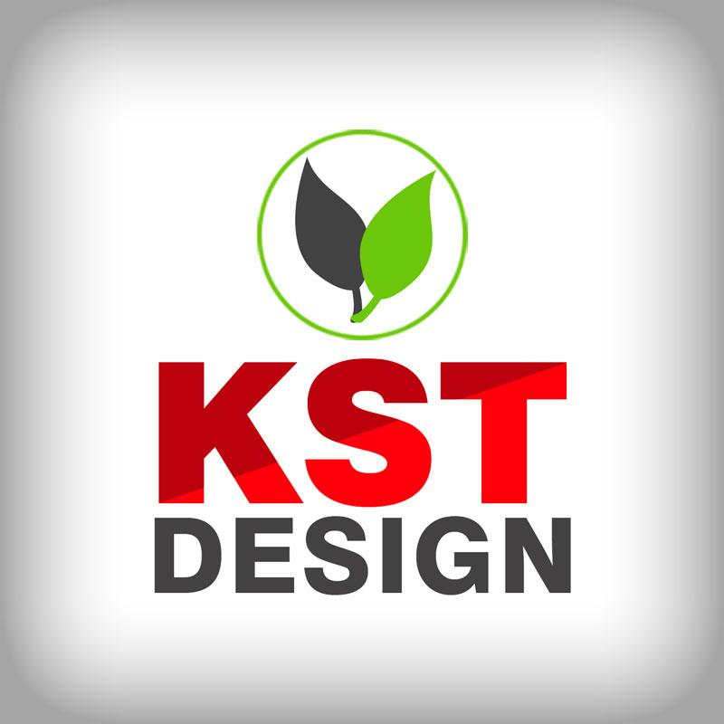 KST design - logo