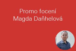 Promo focení Magda Daňhelová