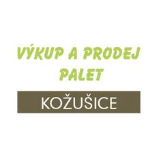 Výkup a prodej palet Kožušice